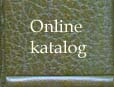 Online katalog - Online catalogue